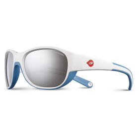 a357629a6f07 Julbo Kids 4-6Y Luky Spectron 3+ Sunglasses White Blue-Gray Flash